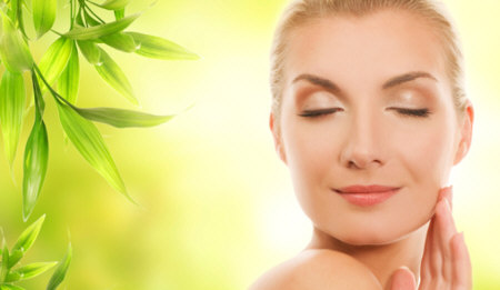 Organic skin care products work best for healthy skin...