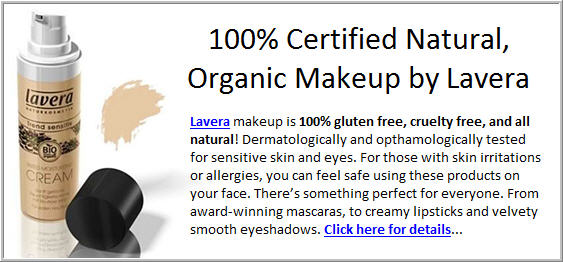Lavera All-Natural Makeup
