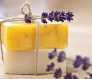 Make your own natural soap or buy organic for best results.